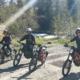 Randonnees en moto électrique aux Menuires avec Altana bike