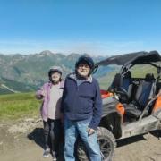 Randonnees en buggy aux Menuires avec Altana bike